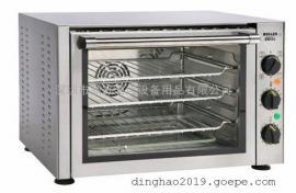 商用乐桥ROLLER GRILL FC 380 TQ 对流式电烤箱连面火 (1/2烤盘)