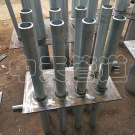 07FD02密闭肋套管连排套管电力连体组合套管