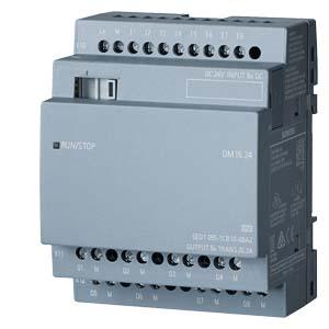 6ED1055-1MM00-0BA2西门子LOGO扩展模块