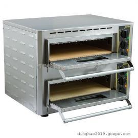 进口商用法国乐桥披萨路ROLLER GRILL PZ 430 D 双门披萨烤炉