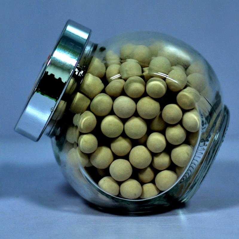 A型分子筛:3A型分子筛、4A型分子筛、5A型分子筛
