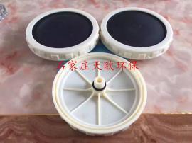 微孔平板式曝气盘曝气器曝气头