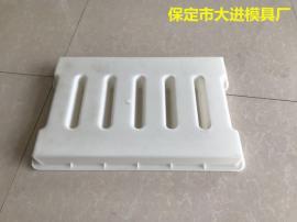 优质水篦子塑料模具,排水沟盖板模具,大进模具厂首选品牌