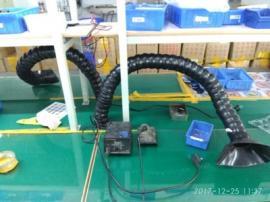 焊锡烙铁头排烟净化机焊锡排烟净化吸烟装置过滤机