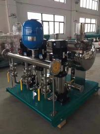 无负压稳流供水设备/变频调速给水机组/无负压供水泵组
