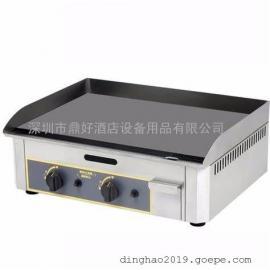 大型商用�趴�tROLLER GRILL PSR600E 台式�平扒�t (低碳�面)