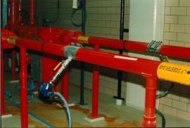 INTEK插入式管道气体流量计