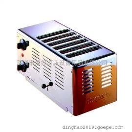 商用英国雷力早餐机 6片烤面包炉ROWLETT R-6ATS 六片多士炉
