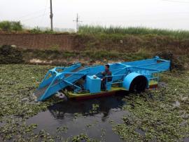 水库割草船 河道割草船 全自动割草船 水葫芦割草船