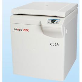 湘仪CL6R生物制药大容量冷冻离心机 6000r/min高速离心仪