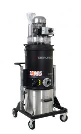 意柯西防爆工业吸尘器 工厂车间用单相电防爆吸尘器