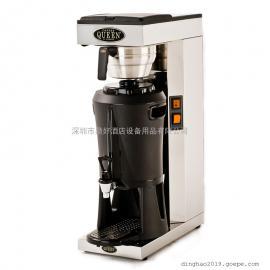 进口瑞典皇后咖啡机 QUEEN Mega Gold A 自动型咖啡机(配保温桶)