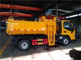 厢体容积不等的污泥运输车报价,不同客户需求的污泥运输车报价
