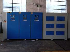 专业制作UV光氧净化器 活性炭吸附箱 等离子一体机等