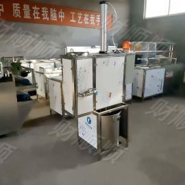 全自动点豆腐脑机器 制作大豆腐成套机械