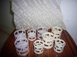 聚丙烯鲍尔环填料耐酸碱耐腐蚀悬浮鲍尔环污水处理环保填料