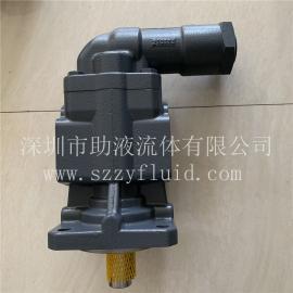 原装现货提供德国克拉克KRACHT耐磨高压齿轮泵KF8RF1-D15
