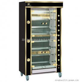 法国品牌商用进口烤鸡炉Rotisol 975.8MSE 旋转烤鸡炉(电力)