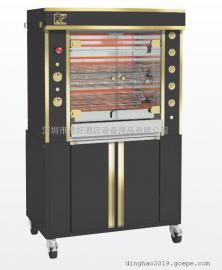 商用电力旋转烤鸡炉法国 Rotisol 975.2MLE 豪华旋转烤鸡炉