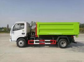 小多利卡车厢可卸式垃圾车报价