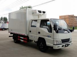 福田医疗废物运输车