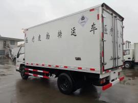 东风医疗废物收集车厂家
