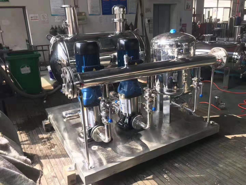 全自动无负压变频供水设备/无负压水泵变频/中区无负压