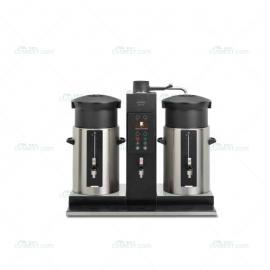 Animo CB 2X10 双桶台上型咖啡机(两侧带桶)20升/带开水机功能