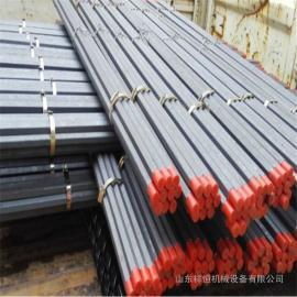 矿用B19钻杆 加强型组合钻杆 锚杆钻杆 顶锚钻杆