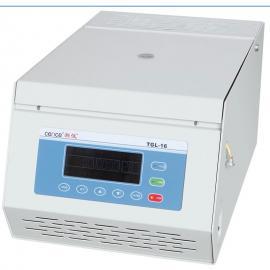 TGL-16台式高速冷冻离心机 16000r/min蛋白质分子生物离心机