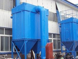 DMC长袋脉冲除尘器-大型袋式反吹除尘器工作原理说明