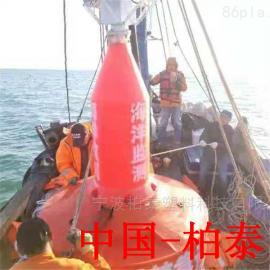 海域航道施工警示船只��太�能警示�羲芰虾��