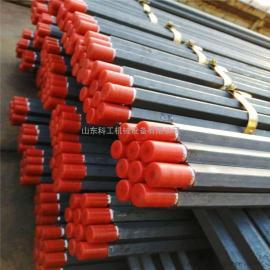 科工高品质B19组合钻杆 打孔风钻钻杆 凿岩机钻杆