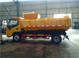 污泥运输车生产使用说明、污水污泥运输车作使用步骤