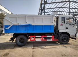 罐式污泥运输车,提桶式污泥运输车,自卸式污泥淤泥运输车