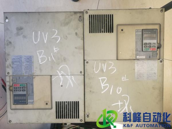 安川变频器报警VCF故障维修思路-科峰自动化