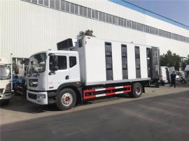 一辆 7米6全新 活猪 运输车 活鸡苗运输车