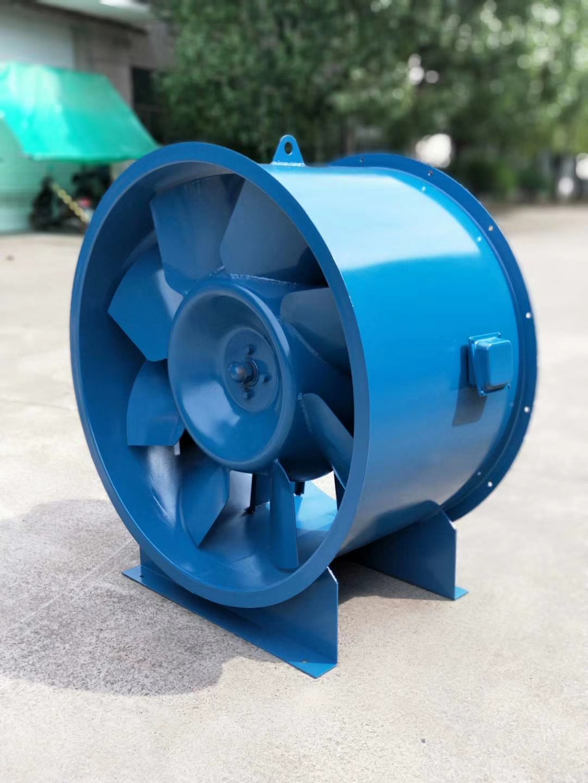 JSF-GA-710EX防爆轴流通风机 1450r/min 4KW
