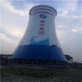 冷却塔防腐 冷却塔内壁防腐 冷却塔新建
