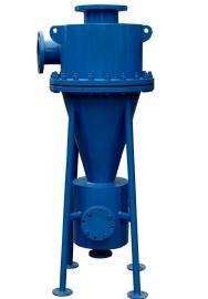 DN150地�峋�水立式除砂器