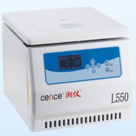 L550�_式低速大容量�x心�C 2000ml(4×500ml)生命科�W�胞�x心�C