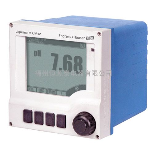 CM42-CAA001EAZ00水分析变送器