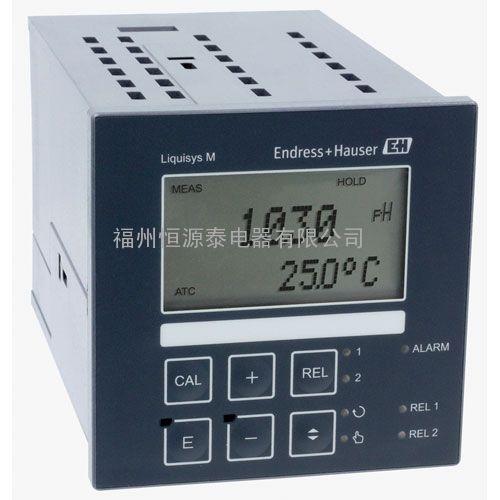 CLM253-CD0505德国E+H分析仪�送器CPM223-MR0005