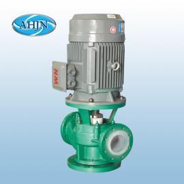 40GBF-20衬氟管道泵 防爆耐酸碱水泵