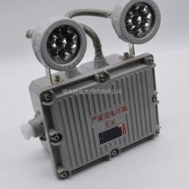 BAJ52防爆双头应急灯|壁挂式LED灯