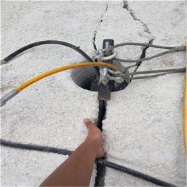 板材开采小帮手撑石机