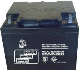 金狮ST12-26(12V26AH/20HR)铅酸免维护蓄电池厂商促销价