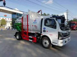 东风国六餐厨垃圾车