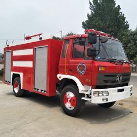 工厂企业消防车 水罐中小型消防车