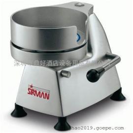商用进口舒文汉堡成型机SIRMAN HF 150 手动汉堡(肉饼)成形机